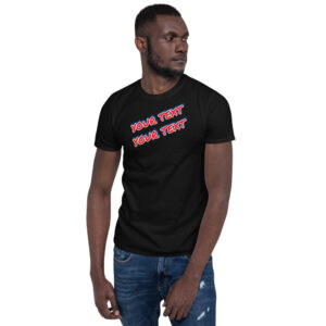 3D Personalized T-Shirt